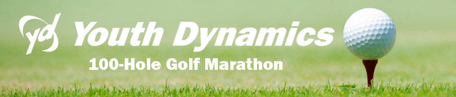 Youth Dynamics Golf Marathon
